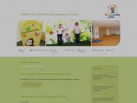 kinderparadies-im-park.de Webseite Vorschau