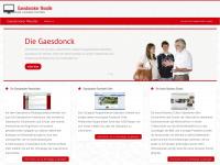 moodle-gaesdonck.de