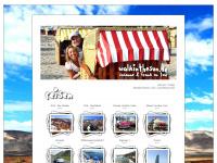 walkinthesun.de Webseite Vorschau