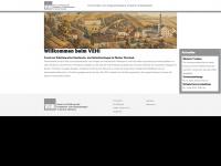 vehi.ch Webseite Vorschau