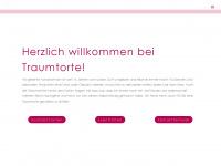 traumtorte.ch Webseite Vorschau