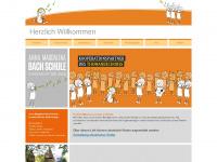 amb-grundschule-leipzig.de Webseite Vorschau