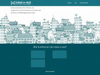 lokal-o-mat.de Webseite Vorschau