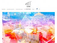 kvfm.de Webseite Vorschau