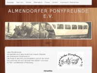 Almendorfer-ponyfreunde.weebly.com