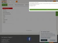 loubier-shop.de Webseite Vorschau