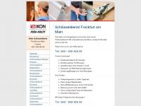 069er-schluesseldienst-frankfurt.de Webseite Vorschau