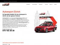 Autoexport-zurich.ch