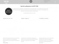 locanda-zuerich.ch Webseite Vorschau