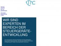 1tnc.com Webseite Vorschau