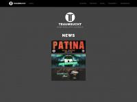 traumsucht.com Webseite Vorschau