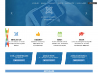 joomla.de Webseite Vorschau