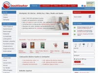 booklooker.de Webseite Vorschau
