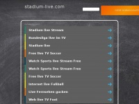 Stadium-live.com