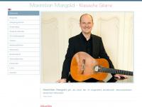 maximilianmangold-gitarre.de
