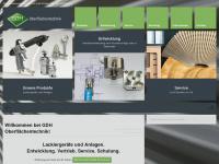 Gdh-oberflaechentechnik.de