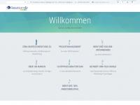 1a-relations.com Webseite Vorschau