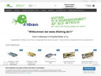 4fishing.de Webseite Vorschau