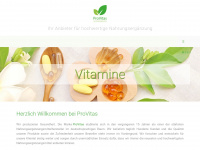 provitaspharma.com
