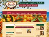sanddorn-hofladen.de