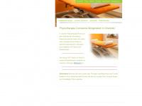 physio-morgenstern.de Webseite Vorschau