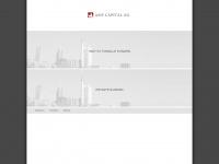 amf-capital.de Webseite Vorschau