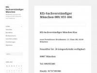 kfz-sachverstaendiger-muenchen-089.de Thumbnail