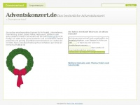 Adventskonzert.de