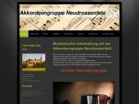 akkg-ndf.de Webseite Vorschau