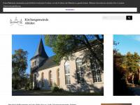 kirchengemeinde-ahlden.de Thumbnail