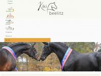 kiki-beelitz.de Webseite Vorschau