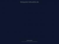 lottoquoten-lottozahlen.de Webseite Vorschau