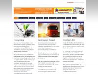 logistic-center-kerkrade.com Webseite Vorschau