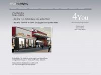 4you-hairstyling.de Webseite Vorschau
