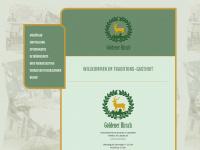 zum-goldhirsch.at Webseite Vorschau
