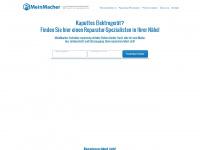 meinmacher.de Webseite Vorschau