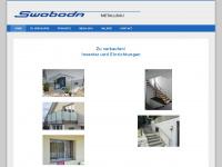 swoboda-metallbau.ch Webseite Vorschau