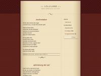 lolliland.wordpress.com Webseite Vorschau