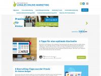 lokales-online-marketing.de Webseite Vorschau