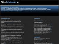 ebike-fahrtenbuch.de
