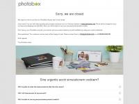 photobox.at Webseite Vorschau