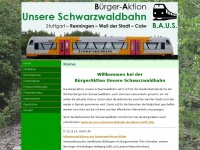 unsere-schwarzwaldbahn.de Thumbnail