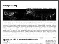 Cyber-peace.org