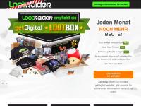 lootraider.de Webseite Vorschau