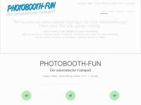 photobooth-fun.de Webseite Vorschau