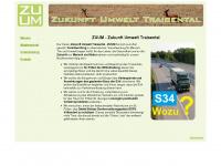 zuum.at Webseite Vorschau