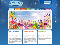 kindertraum.com Webseite Vorschau