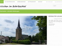 kirchen-bobritzsch.de Webseite Vorschau
