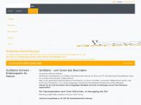 goldtatze.ch Webseite Vorschau