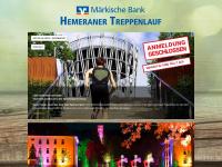 treppenlauf-hemer.de Webseite Vorschau